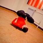 Показательные выступления йоги